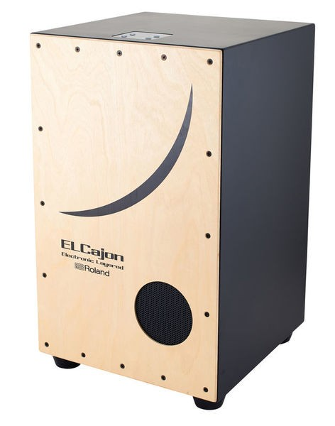 EC-10 ELCajon Electronic Layered Cajon Roland