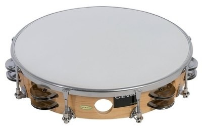 Tambourine Traditional With Shells 10'' Gewa