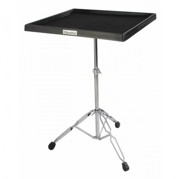 7615 Percussion table on Double-Braced Stand Gibraltar
