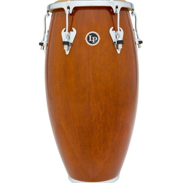 "M752S-ABW LP Matador 11-3/4"" Wood Conga, Almond Brown/Chrome"