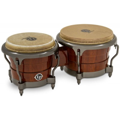 LP201AX-D  LP Durian Wood Bongos