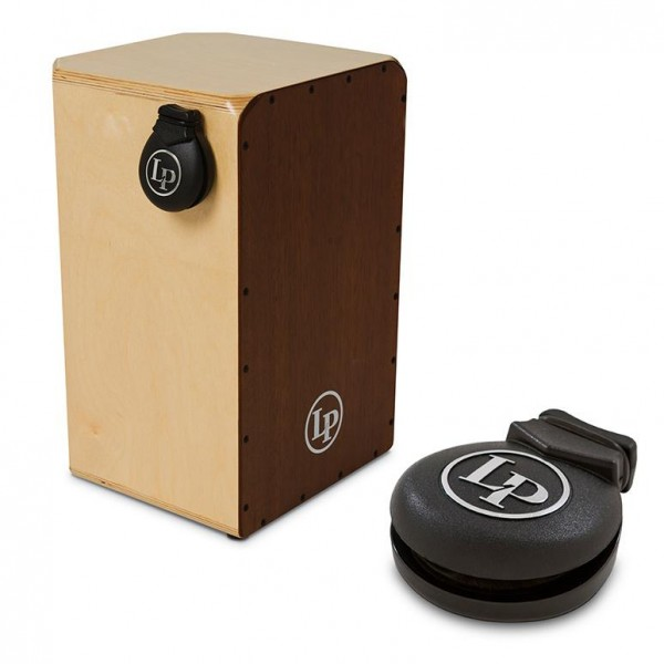 LP434 LP Cajon Castanets, Low Pitch