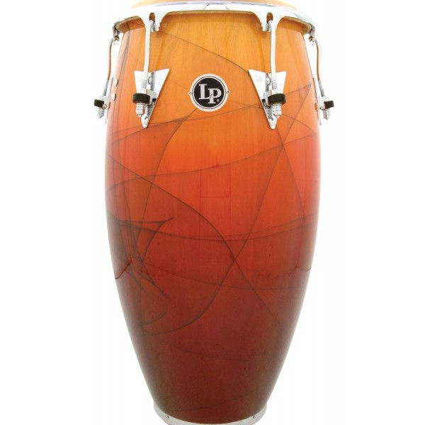 "LP522X-EM LP Accents Eddie Montalvo Wood 11"" Quinto/Chrome Conga"