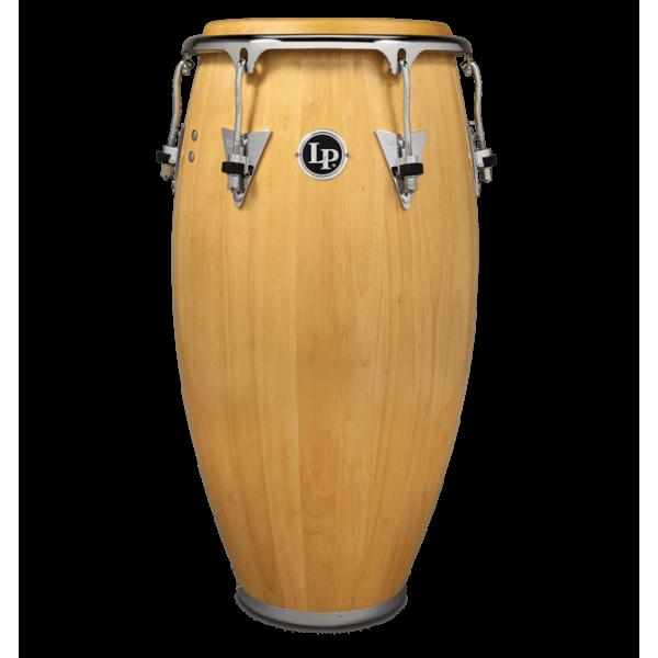 LP559X-AWC LP Classic Series Wood Conga 11-3/4'' Natural/Chrome