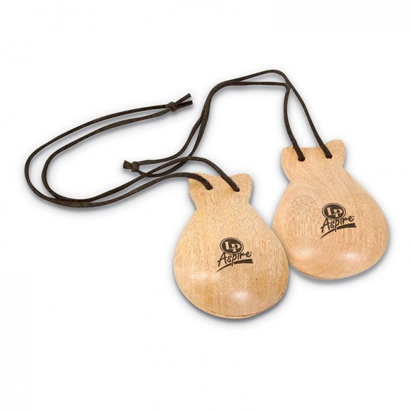 LPA131 LP Aspire Castanets, Hand Held