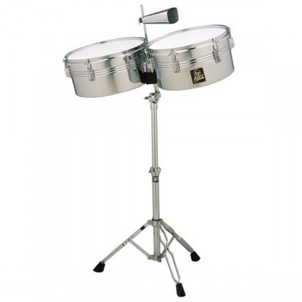 "LPA256 LP Aspire¨ 13"" & 14"" Timbale/Chrome"