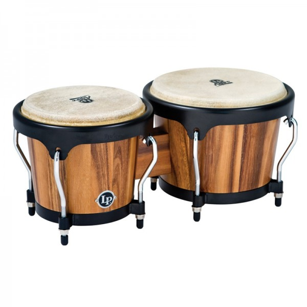 LPA601-SW LP Aspire Jamjuree Wood Bongos