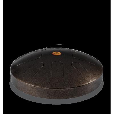 LPD0612 Dharma 12'' Metta Drum Earth Gold