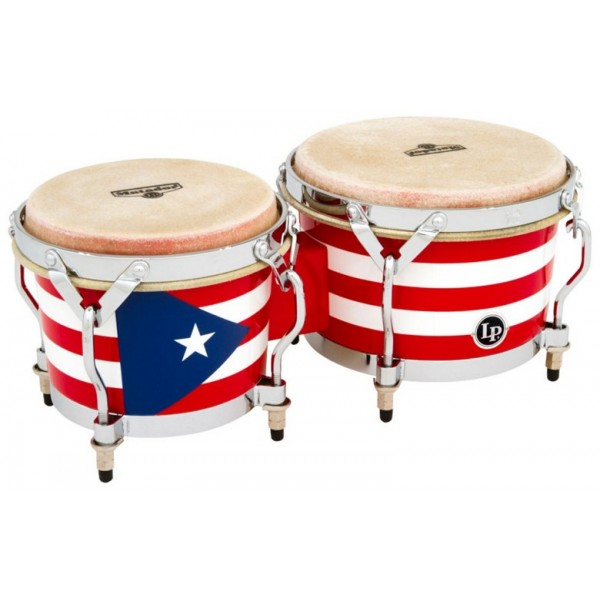 M201-PR LP Matador Puerto Rican Heritage Bongos