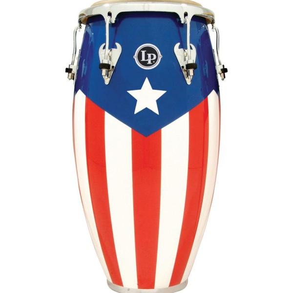 "M750S-PR LP Matador Puerto Rican Heritage 11"" Quinto Conga"