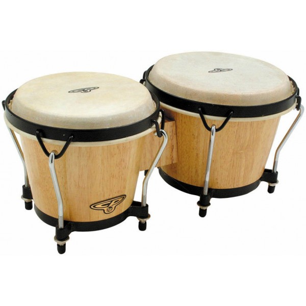 CP221-AW CP Traditional Bongos Natural