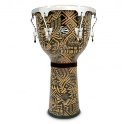LPA632-SGC  LP Aspire Djembe, Serengeti/Chrome
