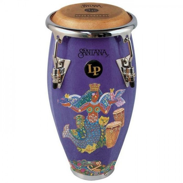 LPM197-IW LP Music Collection Santana Mini Tunable Conga