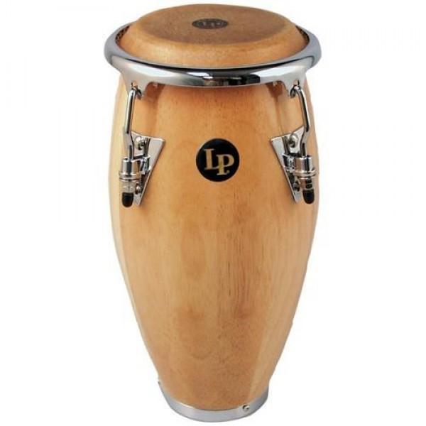 LPM198-AW LP Music Collection Natural Wood Conga, Mini Tunable