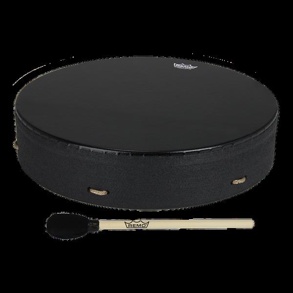 Remo E1-1316-BE 16''x3.5'' Bahia Buffalo Drum