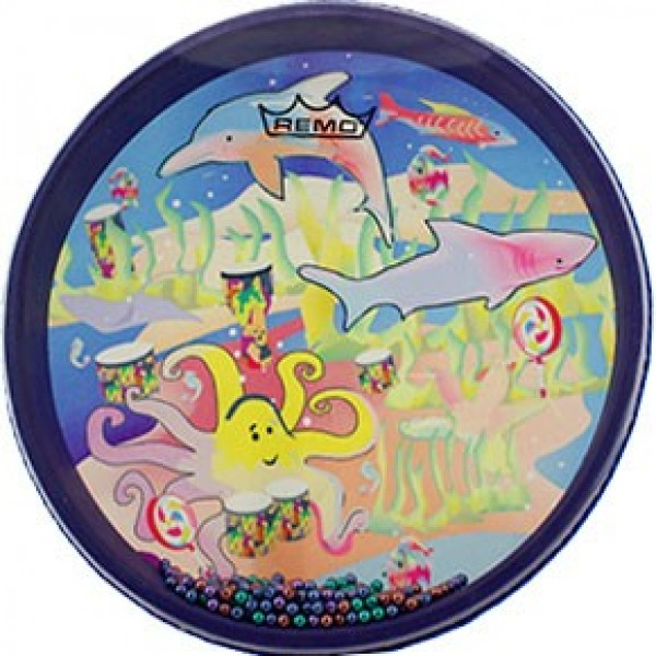 Ocean Disc Kids Make Music ET-0108-8S-SD051 Remo