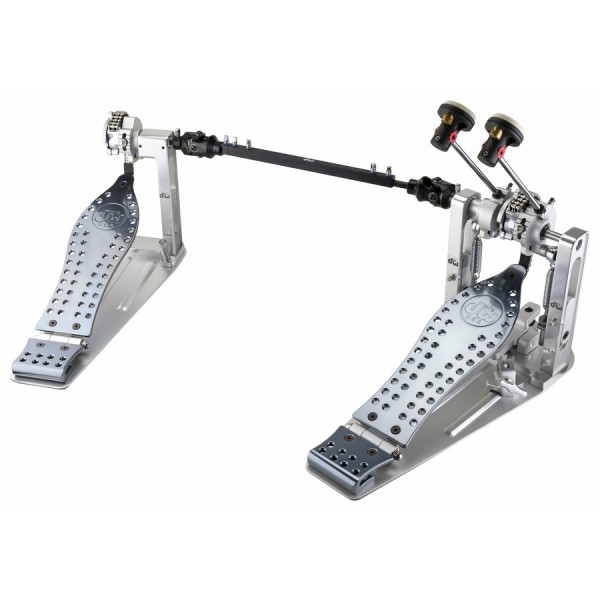 DW MCD (Machined Chain Drive) Double Bass Drum Pedal