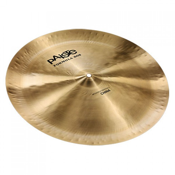 Paiste 22'' Formula 602 Modern Essentials China