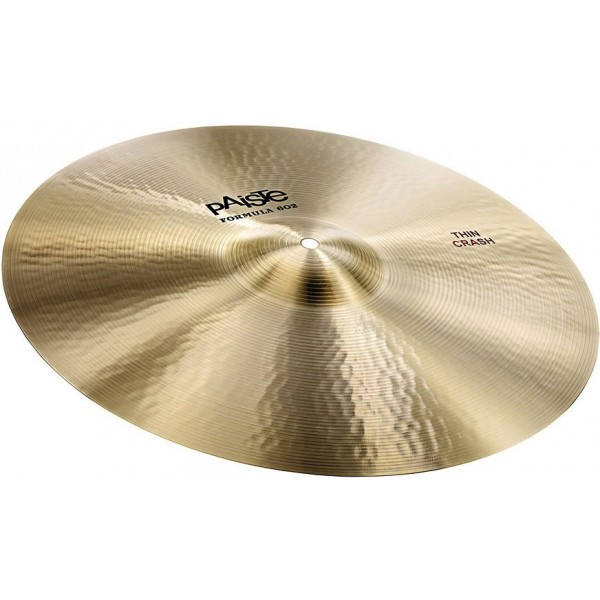 Paiste 20'' Formula 602 Thin Crash
