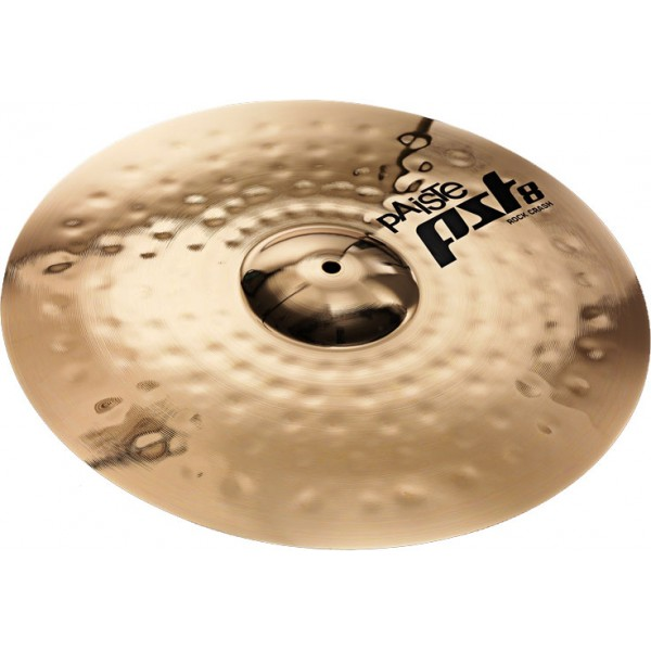 Paiste PST8 18'' Reflector Rock Crash