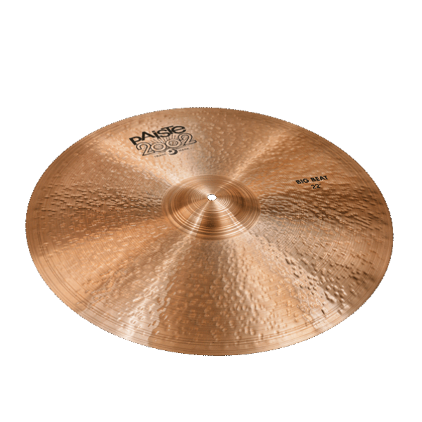 Paiste 2002 22'' Black Big Beat