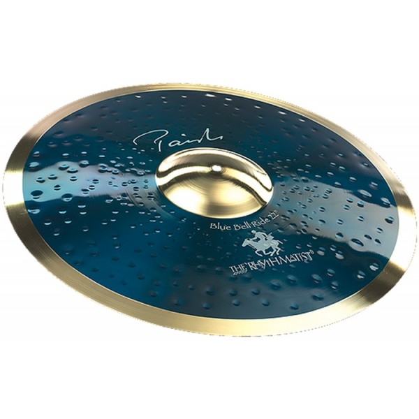 Paiste 22'' The Rhythmatist Blue Bell Ride