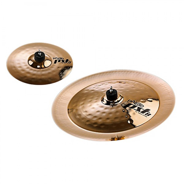 Paiste PST8 Rock Effects Pack (10/18)