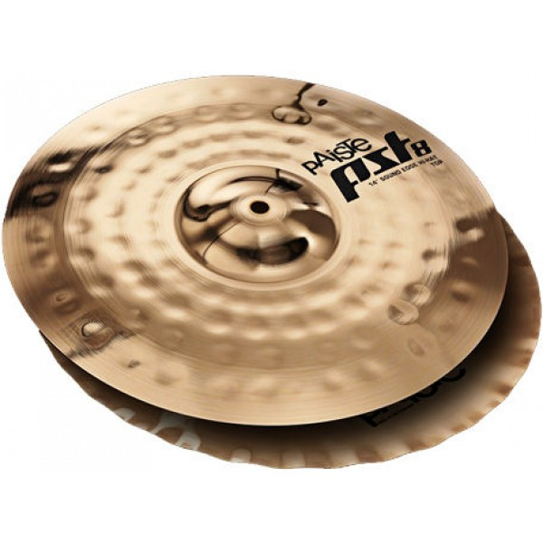 Paiste PST8 14'' Reflector Sound Edge Hi-Hat