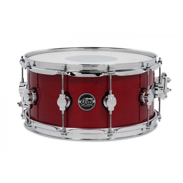 "DW Performance Series Snare 14""x5.5"" Candy Apple Red"