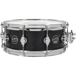 "DW Performance Series Snare 14""x5.5"" Ebony Stain"
