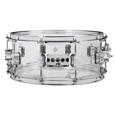 PDSN0614SSCS PDP 14''x6'' Signature Snare Chad Smith
