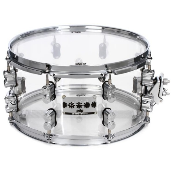 PDSN0713SSCS PDP 13''x7'' Signature Snare Chad Smith