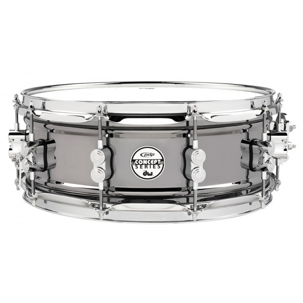 PDP Black Nickel Over Steel 14''x5.5'' Snare Drum