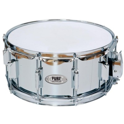 "Gewa Pure Steel Snare Drum 14""x5.5"""
