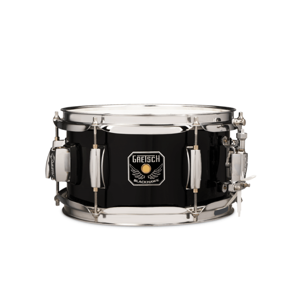 Gretsch BH-5510-BK Blackhawk Mighty Mini Snare Drum