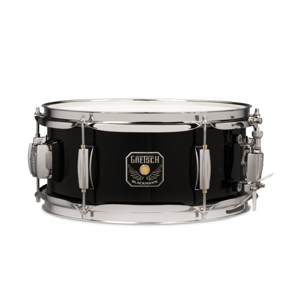 BH-5512-BK Blackhawk Mighty Mini Snare Drum Gretsch