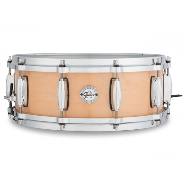 Gretsch S1-0514-MPL Maple 14''x5'' Snare Drum