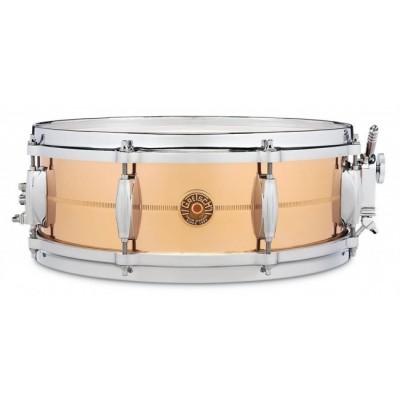 """Gretsch G4160B 14""""x05"""" USA Bronze Snare Drum"""