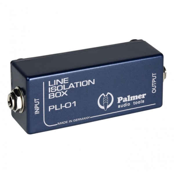 Line Isolation Box 1 Channel Palmer