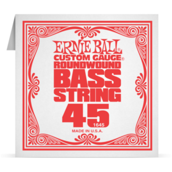 Ernie Ball 045 Nickel Wound Bass 1645