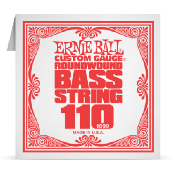 Ernie Ball 110 Nickel Wound Bass 1699