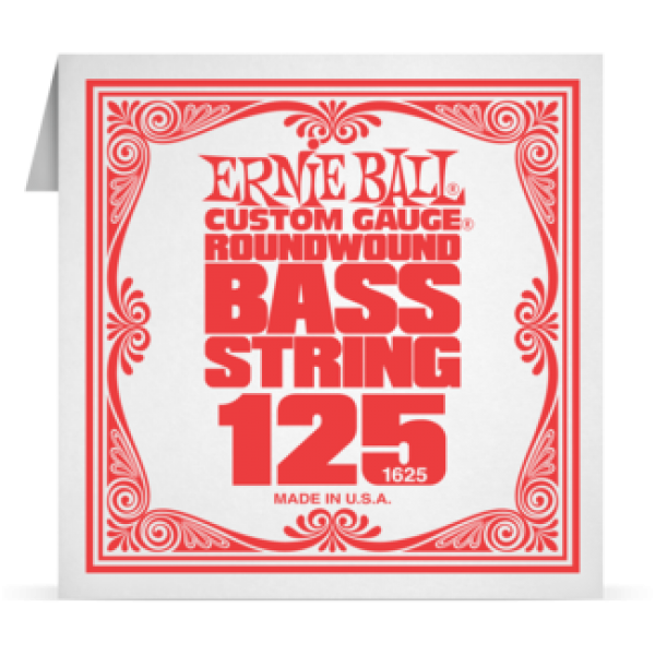 Ernie Ball 125 Nickel Wound Bass 1625