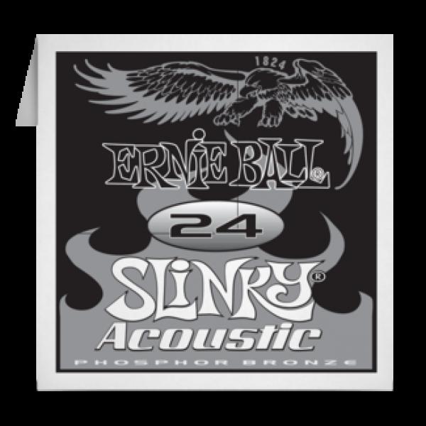 Ernie Ball 024 Slinky Acoustic Guitar Phosphor bronze