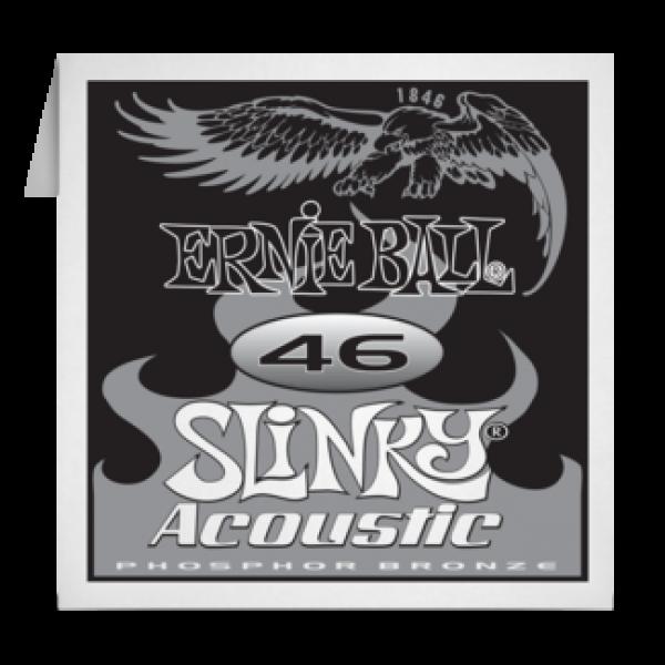 Ernie Ball 046 Slinky Acoustic Guitar Phosphor bronze