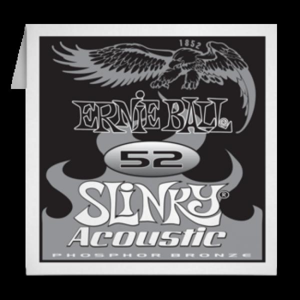 Ernie Ball 052 Slinky Acoustic Guitar Phosphor bronze