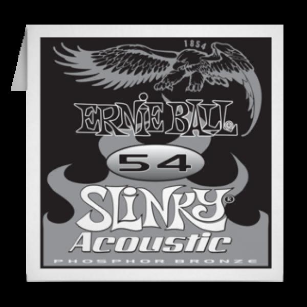 Ernie Ball 054 Slinky Acoustic Guitar Phosphor bronze
