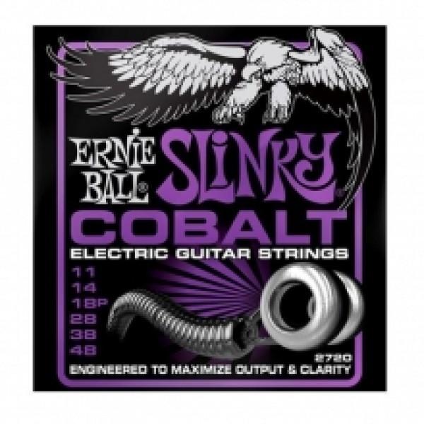 Ernie Ball Cobalt Power Slinky 11-48 2720
