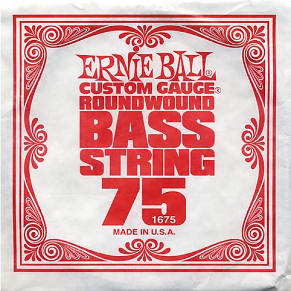 Ernie Ball 075 Nickel Wound Bass 1675