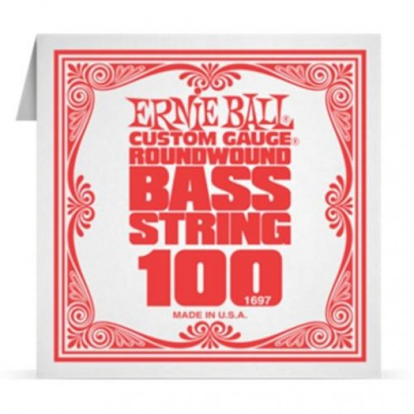 Ernie Ball 100 Nickel Wound Bass 1697