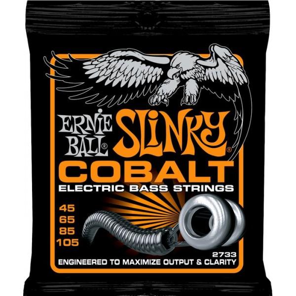Ernie Ball Hybrid Slinky Cobalt Bass Strings 45-105 2733